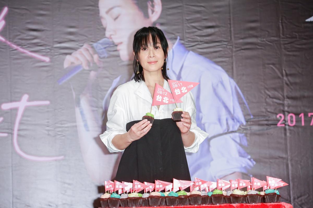 劉若英當演唱會公務員 一週當一天半天后 - Yahoo奇摩新聞