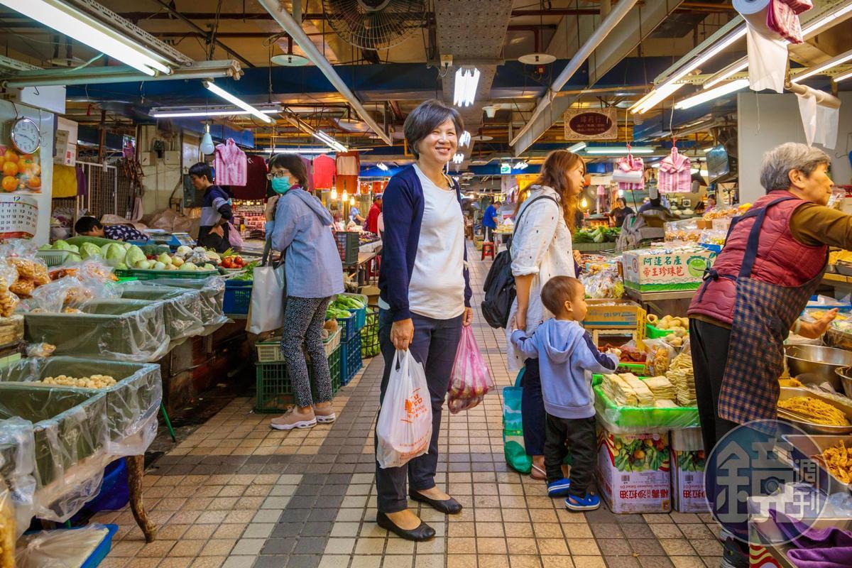 【地方媽媽年菜餐桌2】陸莉莉的採買基地 買菜不用帶錢包的北投市場 - Yahoo奇摩新聞