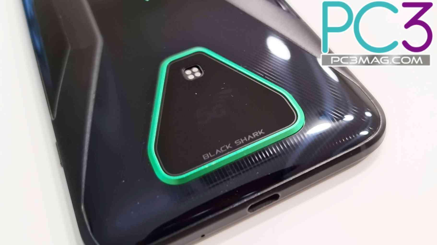5G 黑鯊遊戲手機 3 抵港,HK$4,498 有得玩僅行貨支援 5G 網絡! - Yahoo奇摩時尚美妝