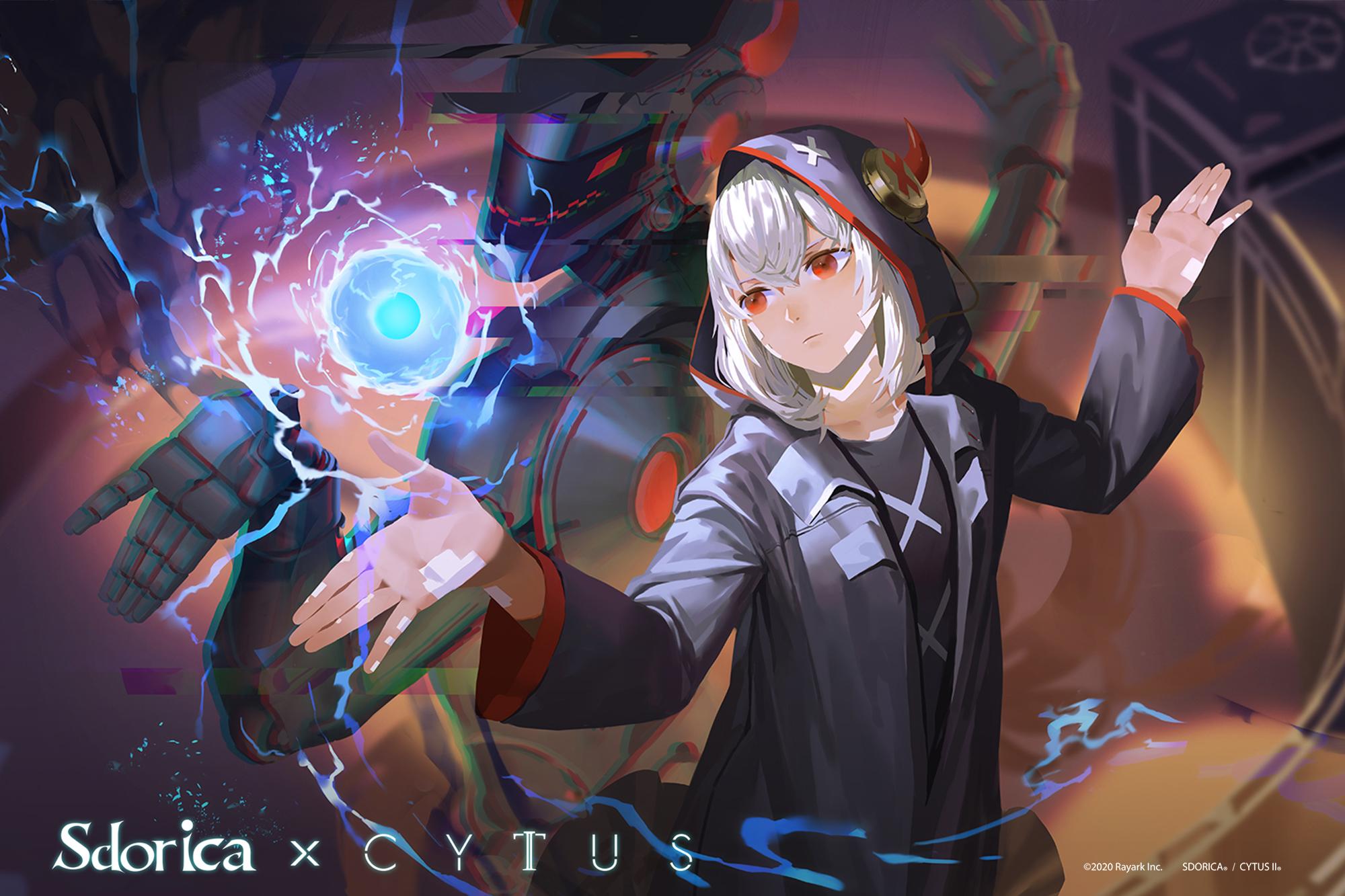 《Sdorica 萬象物語》與《Cytus II》合作開跑! 推出期間限定角色與劇情關卡 - Yahoo奇摩遊戲電競