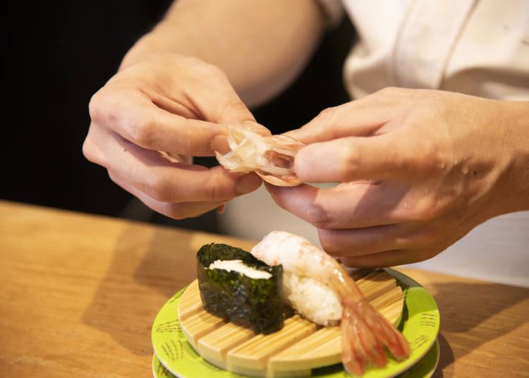 在地人讚不絕口!札幌超人氣連鎖店「迴轉壽司 根室花丸」 - Yahoo奇摩旅遊