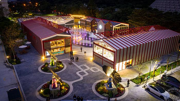 蘇花改休息第一站──和平 臺泥DAKA園區正式開幕 - Yahoo奇摩旅遊