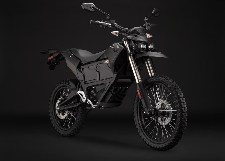 zero fx electric motorcycle