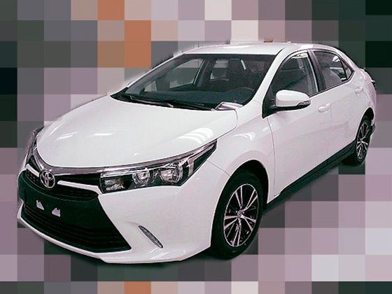 new corolla altis launch date in india cara setting alarm grand avanza revealed 2016 toyota facelift through spy pics