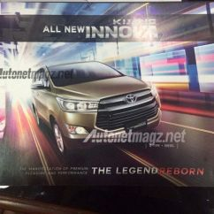 All New Kijang Innova Spec Cutting Sticker Grand Avanza Next Generation 2016 Toyota Features And Specs Leaked Online