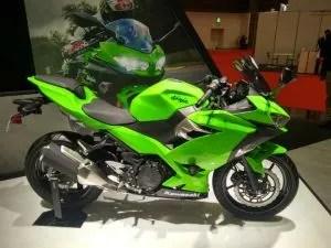 Tokyo Motor Show 2017 Kawasaki Ninja 250 Unveiled Zigwheels