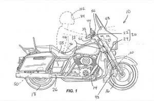 Harley-Davidson Working On Autonomous Braking Technology