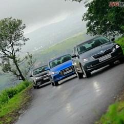 New Corolla Altis Vs Elantra Toyota Yaris Trd White Octavia An Executive Decision Zigwheels