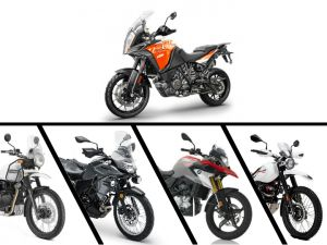 KTM 390 Adventure vs Himalayan vs Versys-X 300 vs G 310 GS