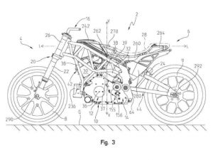 Indian FTR 1200 Patent Leaked; Teases Multiple Variants