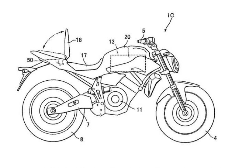 Yamaha's New Patent Images Hint At Multiple Upcoming