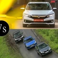 New Corolla Altis Vs Skoda Octavia Interior Yaris Trd 2018 All Honda Civic Hyundai Elantra Toyota Rivals Spec Comparison