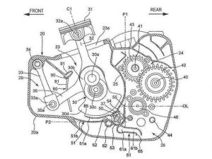 Suzuki Files Patents For New Single-cylinder Engine
