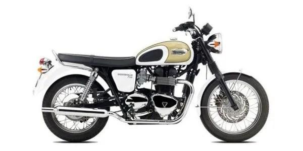 Triumph Bonneville T100 Price in India, Mileage