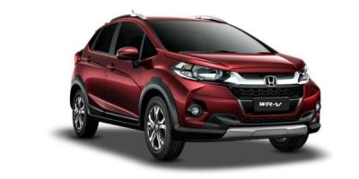 Honda WRV Price, Images, Mileage, Colours, Review in India ...