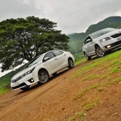 New Corolla Altis Vs Skoda Octavia Grand Veloz Spek Toyota Comparison Review Gallery