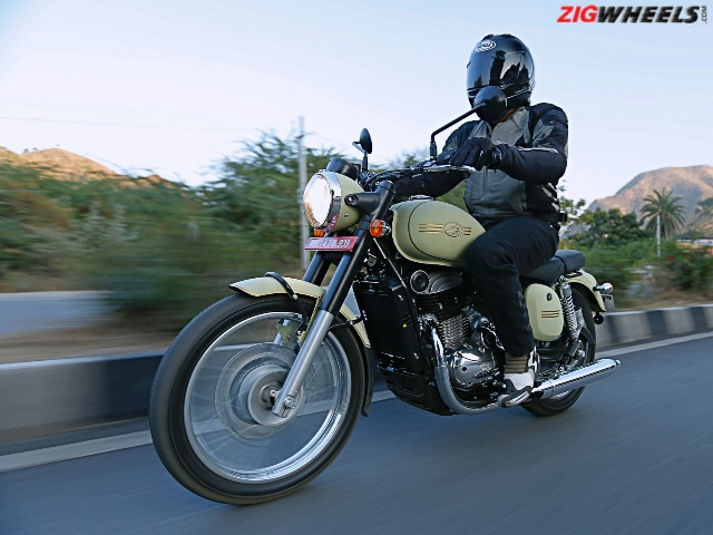 Jawa Forty Two First Ride Review In Images Zigwheels
