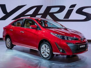 all new yaris trd 2017 brand camry price toyota 2018 images mileage specs zigwheels auto expo in pictures
