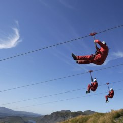 4 Man Zip Wire Wales 1994 Toyota Celica Stereo Wiring Diagram World Titan The Ultimate Group Zipping Experience
