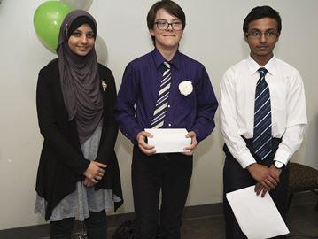 Youth Awards ceremony shines light on community-minded Miltonians