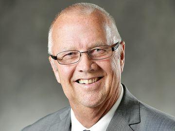 Penetanguishene Mayor Gerry Marshall.