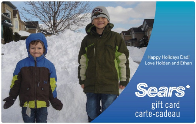 Your Sears Canada Warranty, Gift Card Questions