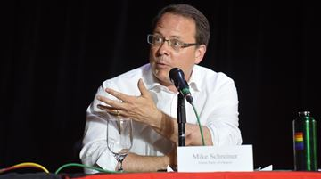 Guelph MPP and provincial Green Party leader Mike Schreiner says construction projects need to be put on hold for one to two weeks amid the ongoing coronavirus pandemic.