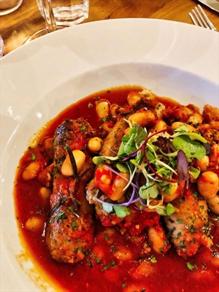 Restaurant review At Casa Toscana in Grimsby we were