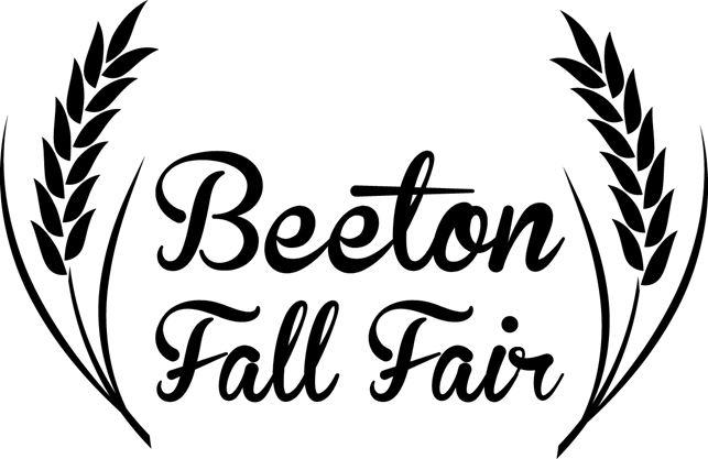 Beeton Agricultural Fall Fair on September 13,2019
