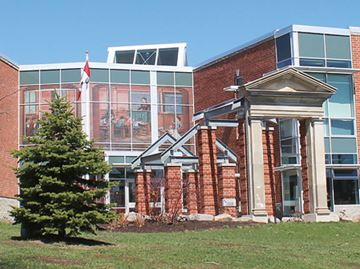 Mundy's Bay Public School is located at 340 Sixth St. in Midland.