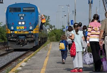 Rail service