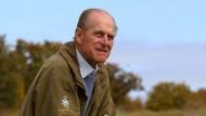 Duke of Edinburgh: Sein Interesse am Außerweltlichen