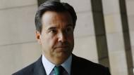 António Horta-Osório wird Verwaltungsrat-Chef bei Credit Suisse