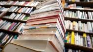 Digitaler Wandel und Amazon: Vielen Buchhandlungen fehlt eine gute Perspektive.