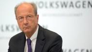 Wird weiterhin dringend in Wolfsburg benötigt: Hans Dieter Pötsch