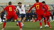 Englands Jack Grealish beim Sieg gegen Andorra