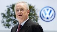 Martin Winterkorn, der frühere Volkswagen-Chef.