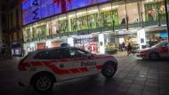 Gewalttätiger Islamismus macht auch vor der Schweiz nicht halt: Eine Messerattacke in Lugano endete 2020 mit einer schweren Verletzung des Opfers.