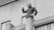 Yukio Mishima am Tag seines Todes