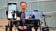 Entlastung der Wirtschaft: FDP will 600 Milliarden Euro mobilisieren