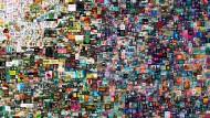Rekordverkauf bei Christie's: Siebzig Millionen Dollar für eine Datei