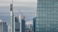 Sorgt für einige Aufmerksamkeit: Die Commerzbank in Frankfurt