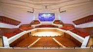 Wie die Dresdner Philharmonie mit einem Geisterkonzert Jubiläum feiert