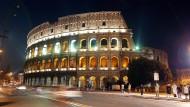 Dem altehrwürdigen Kolosseum in Rom hat das leichte Erdbeben ersten Erkenntnissen zufolge nichts ausgemacht (Archivbild).