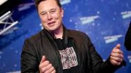 Elon Musk: Tesla will vorerst kein Bitcoin mehr einsetzen