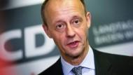 Der CDU-Politiker Friedrich Merz wirft Hans-Georg Maaßen wegen seiner Kritik am Kurs der Partei destruktives Verhalten vor.