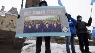 Behandlung der Uiguren: Niederländisches Parlament verurteilt China wegen Völkermords