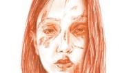 Sibirischer Gesichtschirurg behandelt und zeichnet Gewaltopfer