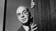 Er öffnete die Tür zu einer ganz neuen literarischen Wirklichkeitserfahrung: John Dos Passos, fotografiert in den Sechzigern.