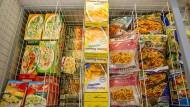 Deutsche kaufen deutlich mehr Tiefkühlkost